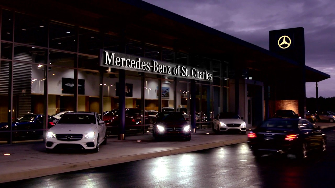 St Charles Mercedes >> Mercedes Benz Dealership Near Me In St Charles Il