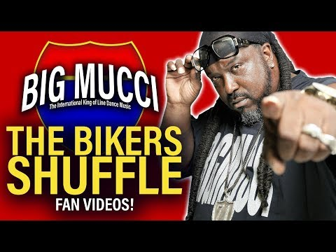 BIG MUCCI - BIKERS SHUFFLE PART 1 YOUTUBE CLIPS VIDEO