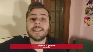 Fabio Agnello (Le Iene) per SOS CORONAVIRUS SICILIA