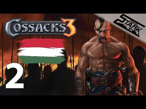 Cossacks 3 - 2.Rész (Magyarokkal harcolunk) - Stark