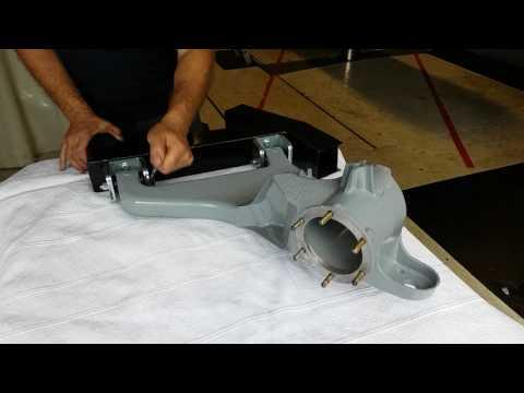Trailing Arm - Camber adjustment- TR4A-TR6