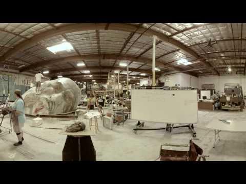 Inside the Mind of Da Vinci - 360 Video