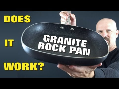 Granite Rock Pan Review: Nothing Sticks? Let's Find Out!