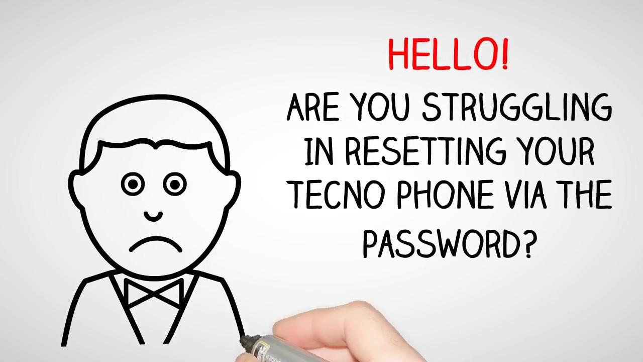 Tecno Master Reset Code to Restore Phone Factory Settings