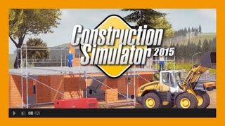 Construction Simulator 2015 #19 - Nog meer graven?!