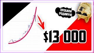 ❌ ПРОБИЛИ ПАРАБОЛУ — ЖДЕМ 13 000? | Биткоин Прогноз Крипто Новости | Bitcoin BTC заработать 2020 ETH