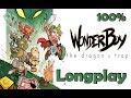 Wonder Boy: The Dragon's Trap 100%  Pc (Longplay) [HD]