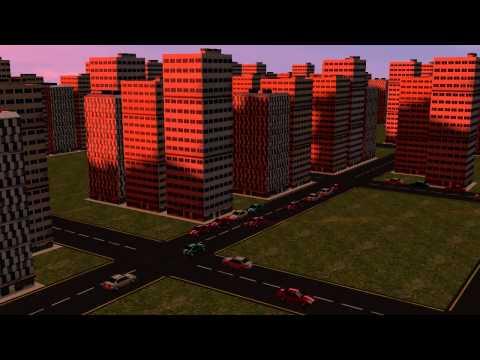BGE Traffic Simulation 2