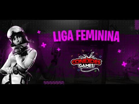 FORTNITE  - LIGA FEMININA DE FORTNITE - FINAL