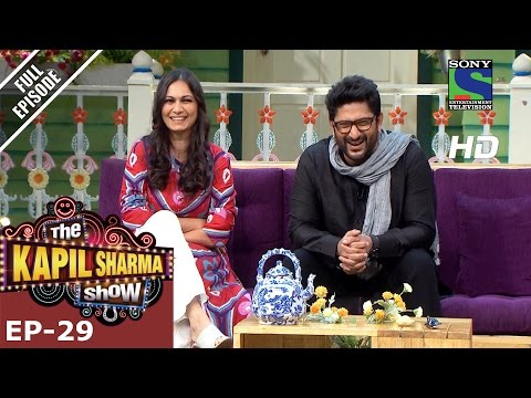 Thumbnail: The Kapil Sharma Show - दी कपिल शर्मा शो–Ep-29- Arshad Warsi in Kapil's Mohalla– 30th July 2016
