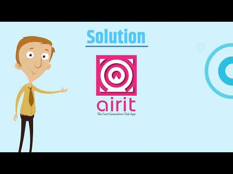 Airit video for Schools - Airit Chat App