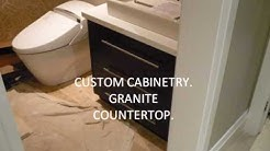 Toronto Bathroom Renovation - Master Ensuite