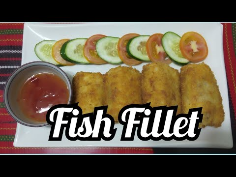 Fish Fillet/Quick And Easy Procedure