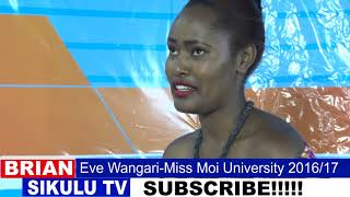 Miss Moi University reveals why She is single and why she will never want to date Timmy Tdat
