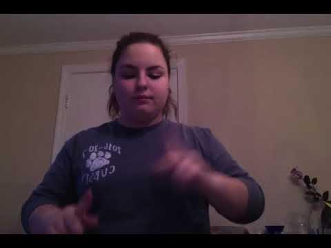 ASL 3 Pop Culture Current Event