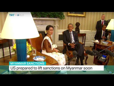 Myanmar Sanctions: US prepared to lift sanctions on Myanmar soon