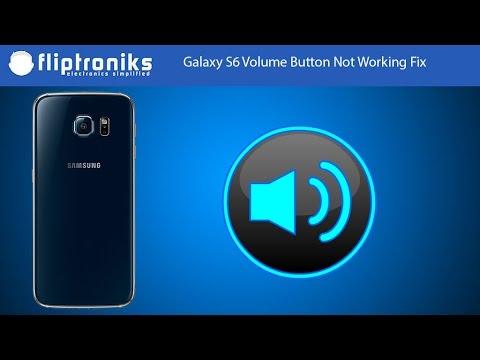 Galaxy S6 Volume Button Not Working Fix - Fliptroniks.com ...