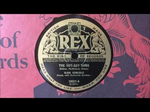 "Elsie Carlisle - ""The Hut-Sut Song"" (1941)"