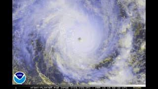 Severe Tropical Cyclone Pam / 17P (2015)