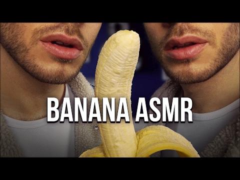 ASMR | TINGLE TWINS SHARE A BANANA | Wild Triggers & Intense Whispering