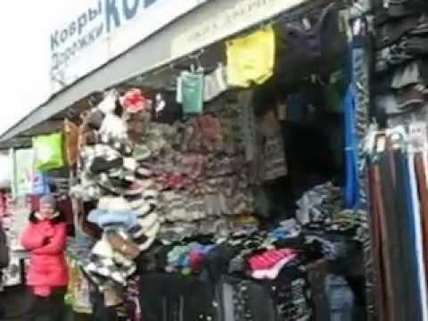 Центральный рынок Харькова