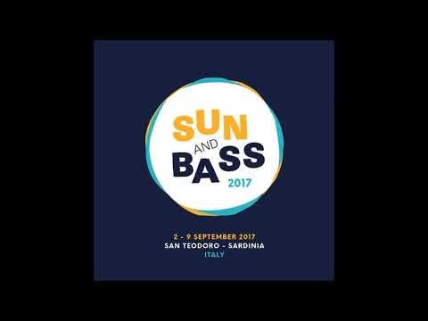 Klute b2b Dom & Roland - MC Stamina @ Sun & Bass 2017