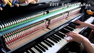 放課後のプレアデス (Houkago no Pleiades) OP - Stella-rium Piano ピアノ HQ