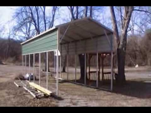 Quality Carports Rv Carports Barns Sheds Garages