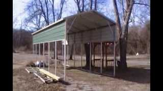 Quality Carports, Rv Carports, Barns, Sheds, Garages - Tennessee