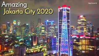 Amazing Jakarta 2020, Capital City Of Indonesia