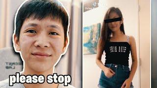 SINGAPORE'S CRINGIEST TIKTOKS... (i died)