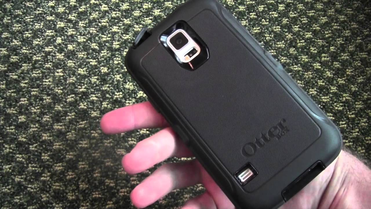 check out 5c1cf 90aee Galaxy S5 OtterBox Defender Case Review