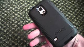 Galaxy S5 OtterBox Defender Case Review
