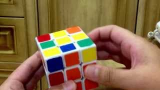 魔術方塊教學-3x3基本解法 thumbnail