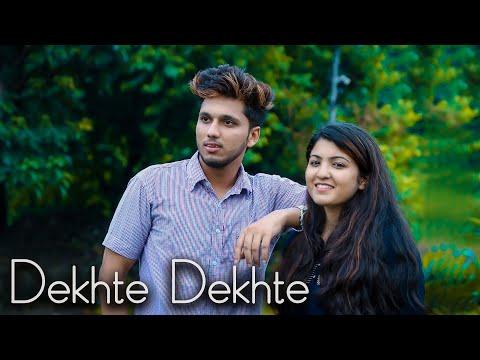 Dekhte Dekhte Atif Aslam | Batti Gul Meter Chalu | Very Heart Touching Story | Latest Sad Song