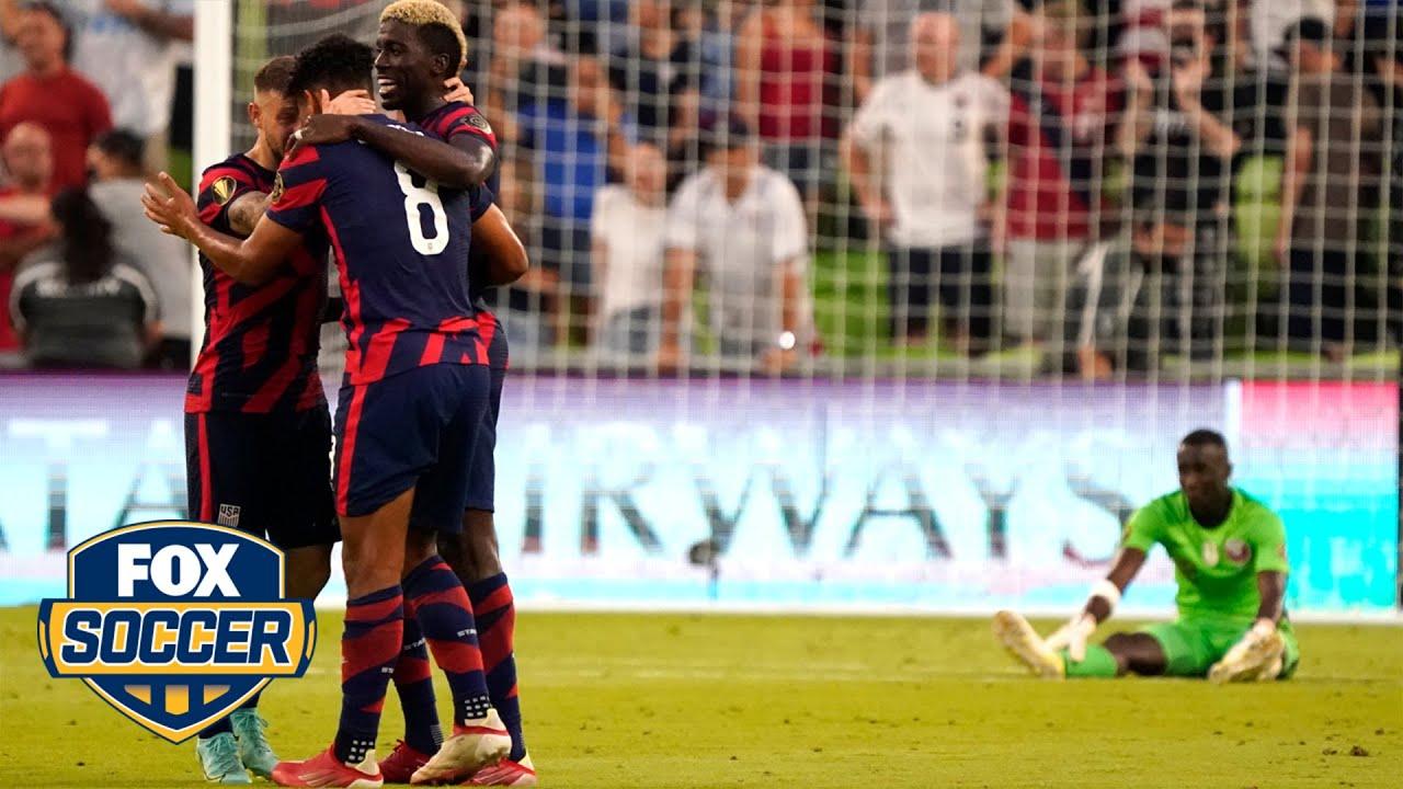 'Matt Turner enabled Gyasi Zardes' game winner' Maurice Edu breaks down USMNT's win   2021 Gold Cup