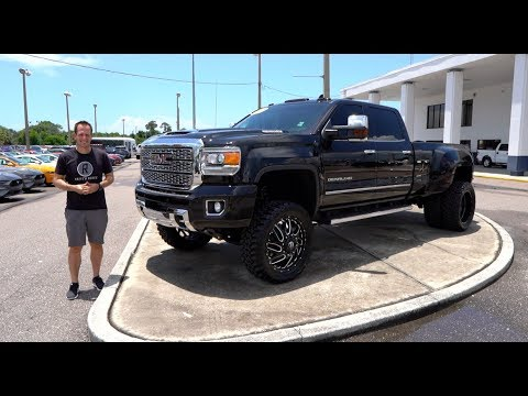 Is this 2019 GMC Sierra 3500HD Denali LIFTED truck done RIGHT?