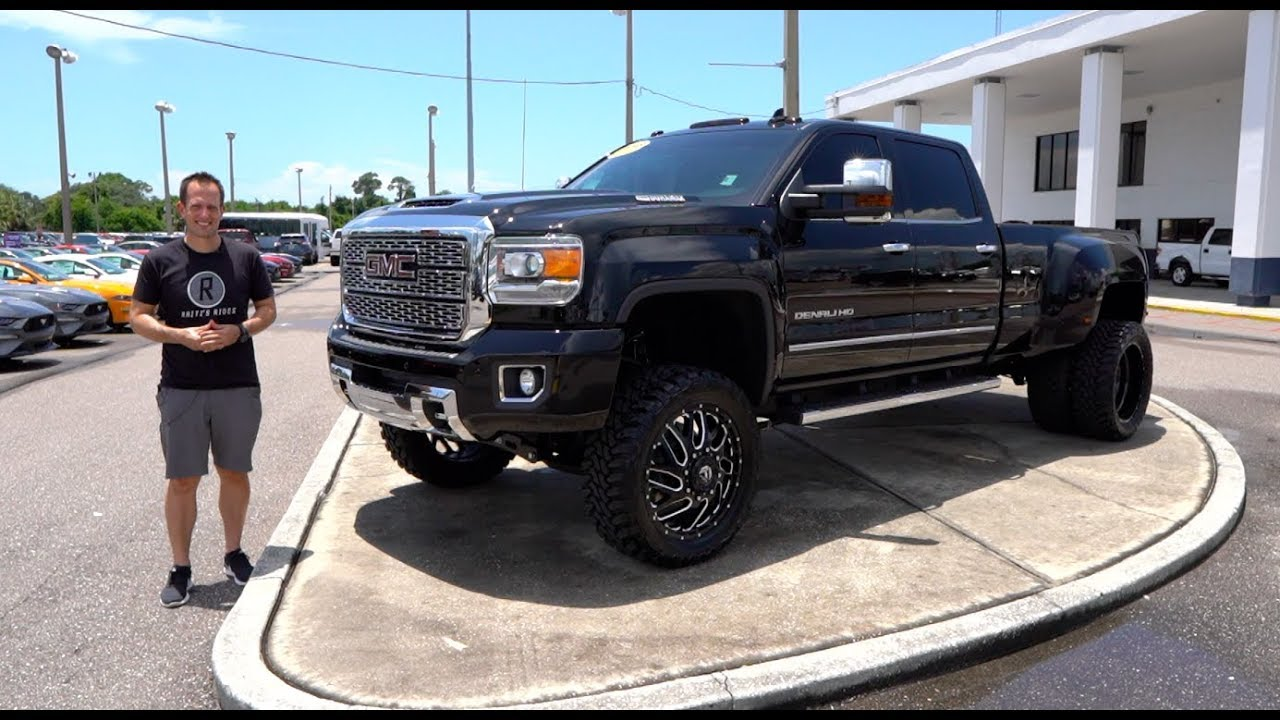 Is this 2019 GMC Sierra 3500HD Denali LIFTED truck done ...