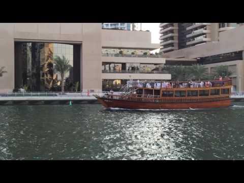Traditional Yachts in Dubai Marina