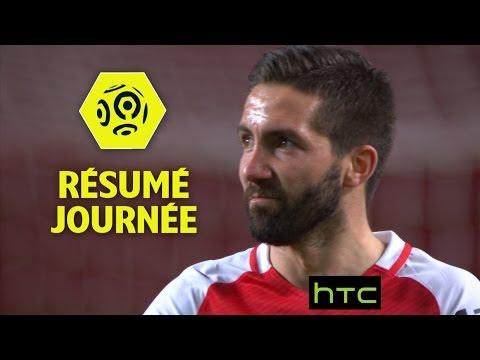 Résumé de la 28ème journée - Ligue 1 / 2016-17