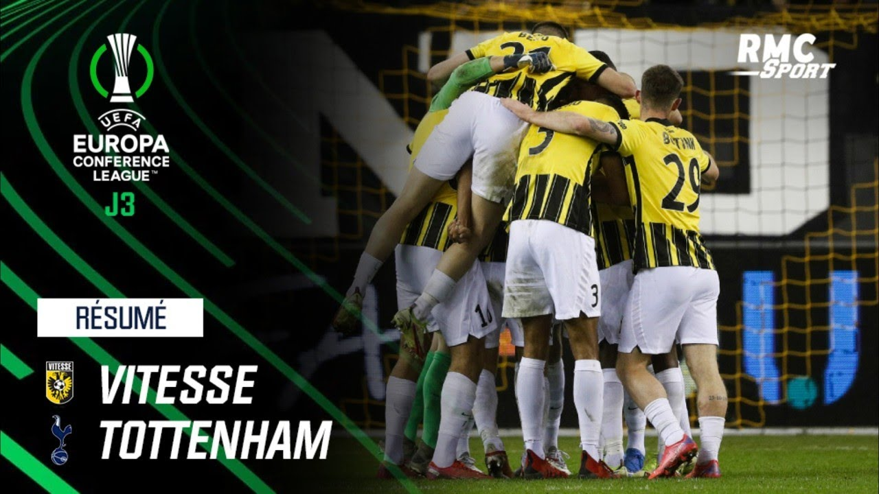 Download Résumé : Vitesse 1-0 Tottenham - Europa Conference Ligue (J3)