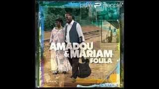 Amadou & Miriam - C'est Pas Facile Pour Les Aigles (feat.Ebony Bones).wmv