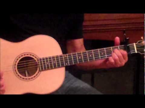 Live Like That by Sidewalk Prophets Guitar Tutorial - YouTube