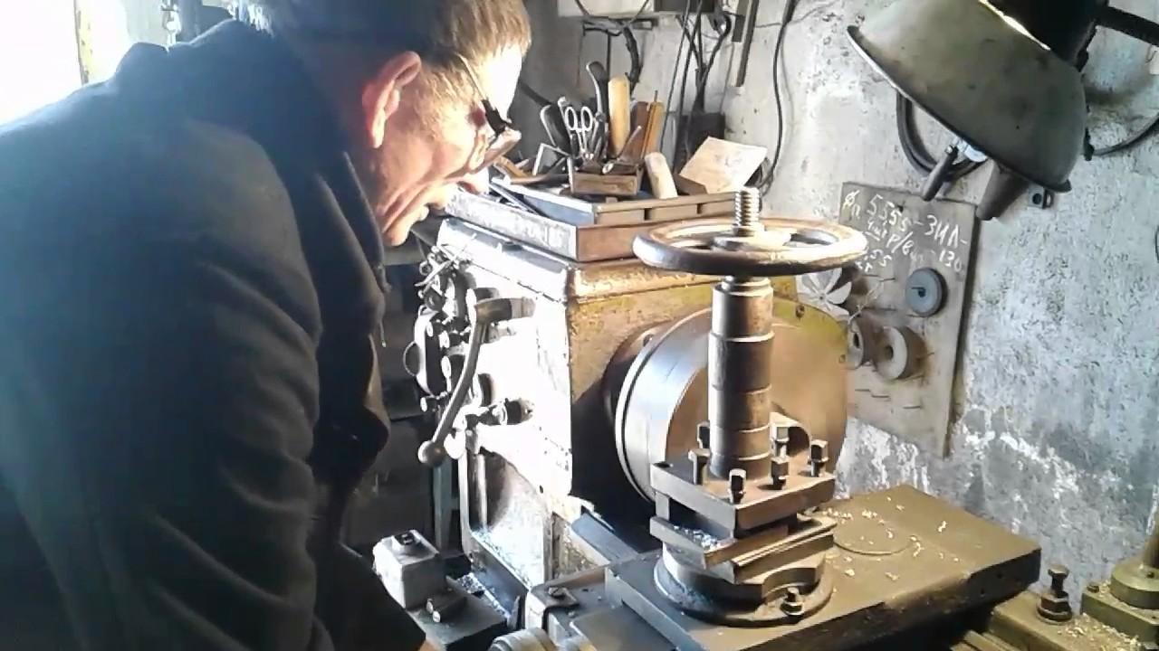 Станок 4-х сторонний строгальный С25-5 бу после ремонта в ООО .