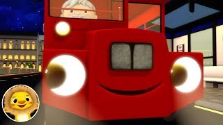 Wheels On The Bus V7   Nursery Rhymes & Kids Songs!   Videos For Kids   Little Baby Animals