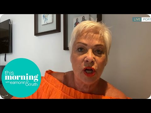 Denise Welch Accuses the Government of 'Scaremongering' over the Covid Pandemic | This Morning