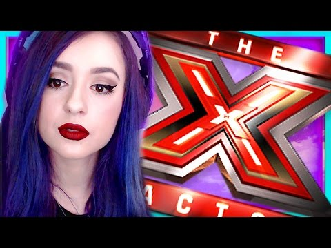 Reacting To My xFactor Audition! (Angelmelly Video Games)
