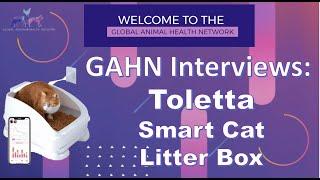 GAHN in 5 minutes: Toletta Smart Cat Litter Box from Japan