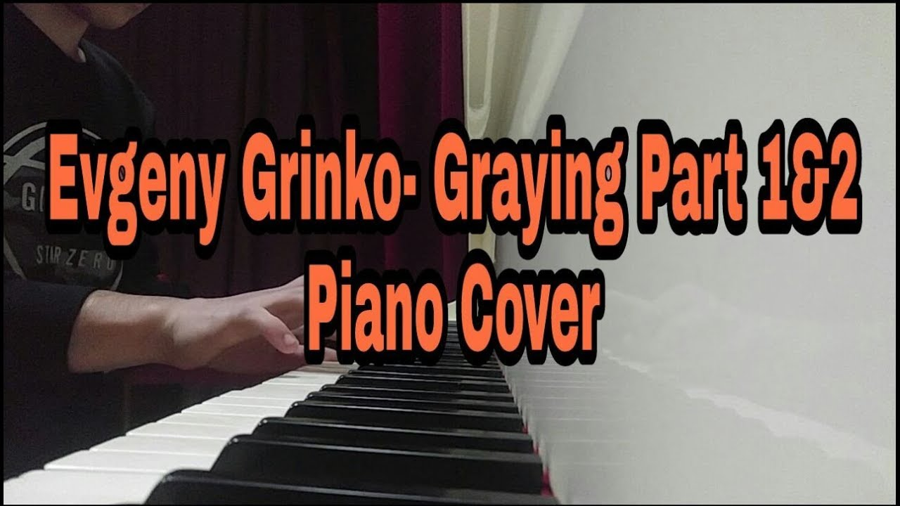 evgeny grinko valse piano notes