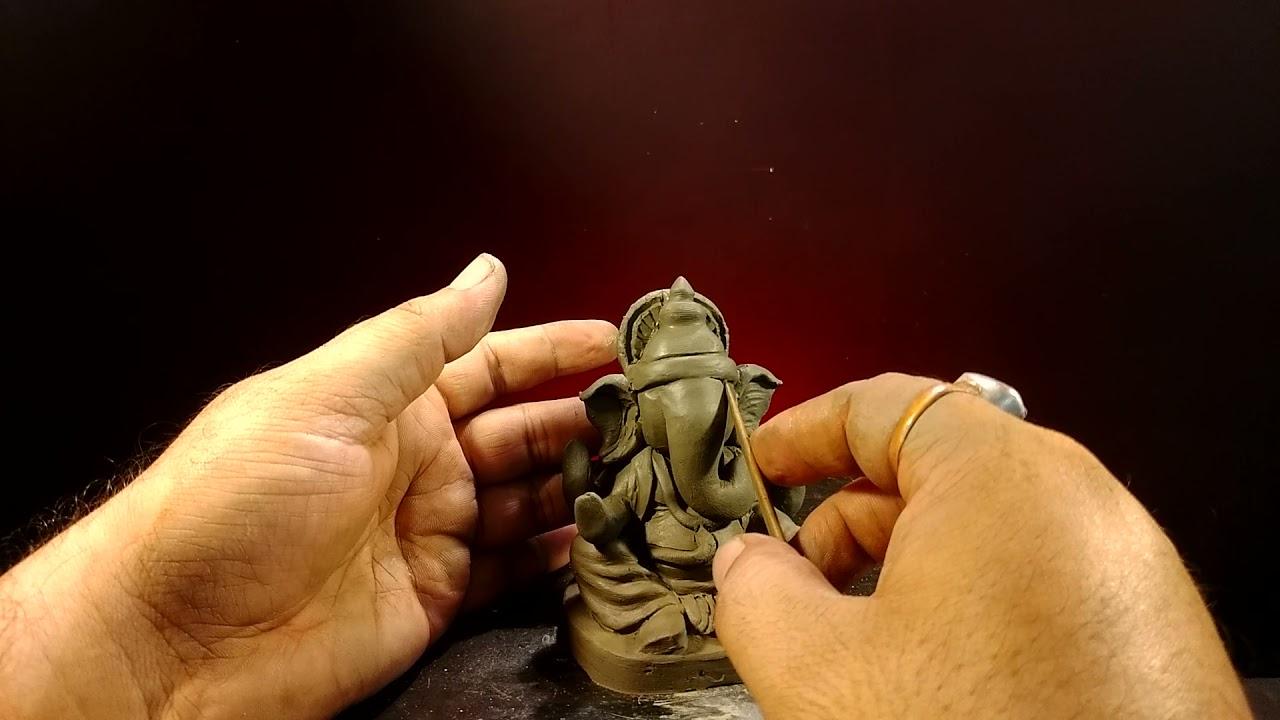 Ganapati bappa morya making video ( full video link in description box)